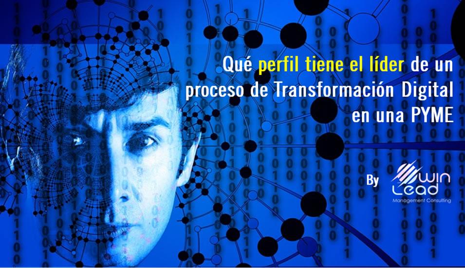 Qué perfil tiene el líder de un proceso de Transformación Digital en una PYME