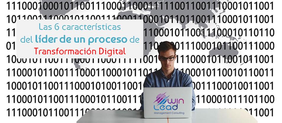 Winlead - Blog - Características del líder de una transformación digital