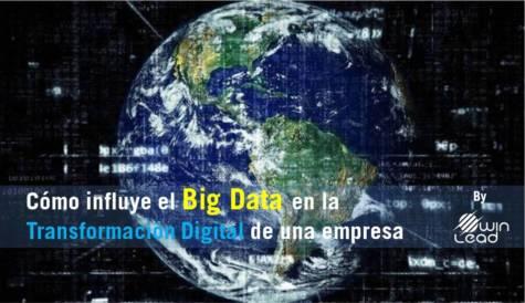 Relación entre Big Data y Transformación Digital