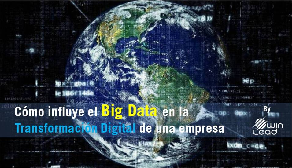 Relación entre Big Data y Transformación Digital