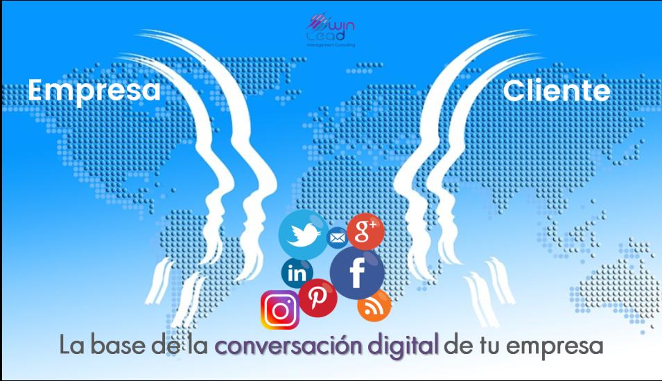 Las redes sociales como base de la conversación digital de tu empresa