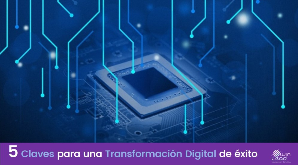 Winlead, claves para el éxito de un proceso de Transformación Digital