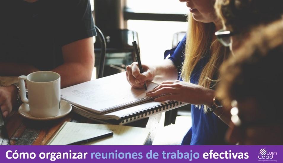 Winlead reuniones de trabajo efectivas