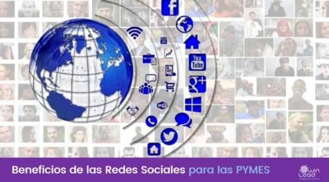 Winlead, beneficios de las redes sociales para las PYMEs