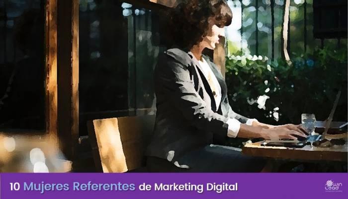 mujeres referentes del marketing digital